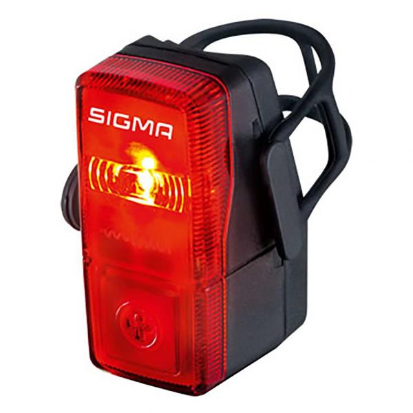 LED Batterierücklicht Cubic