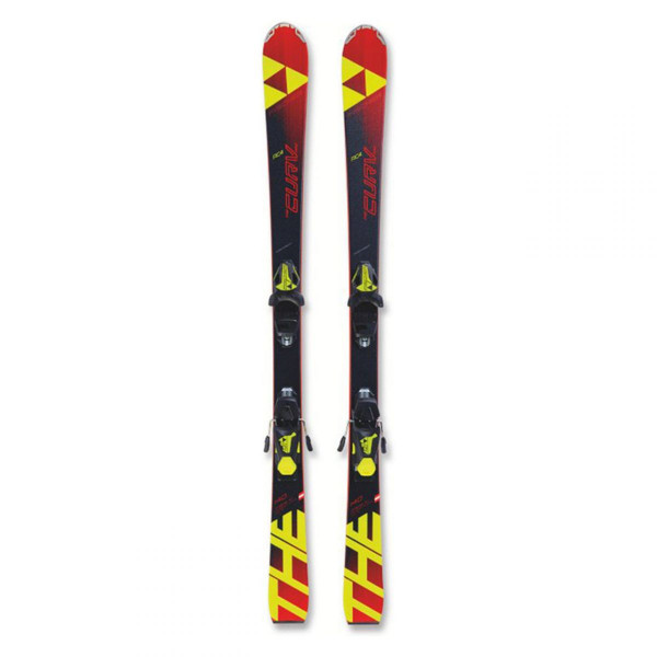 Kinder Race Ski RC4 The Curv Pro SLR + FJ7 AC