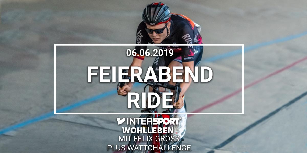 Feierabend Ride mit Felix Groß