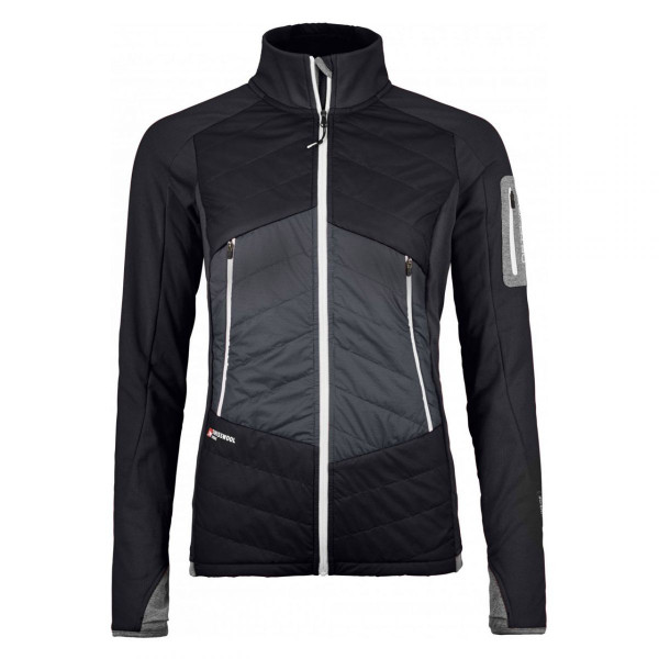 Damen Isolationsjacke Swisswool Piz Roseg Jacket