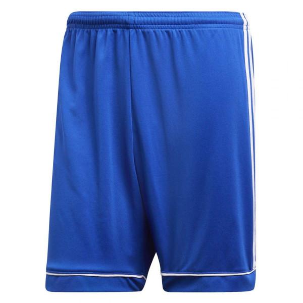 Herren Fußballshorts Squad 17 Blau