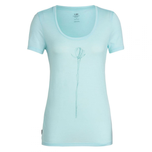 Damen Merino T-Shirt Tech Lite SS Scoop Solo