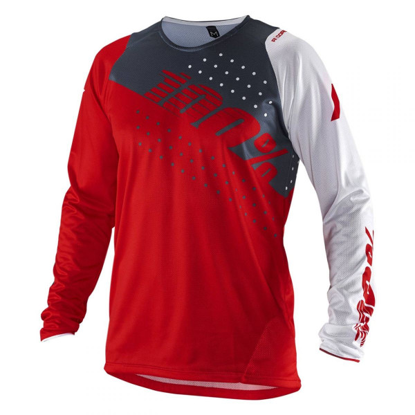 100% R-Core DH Jersey red