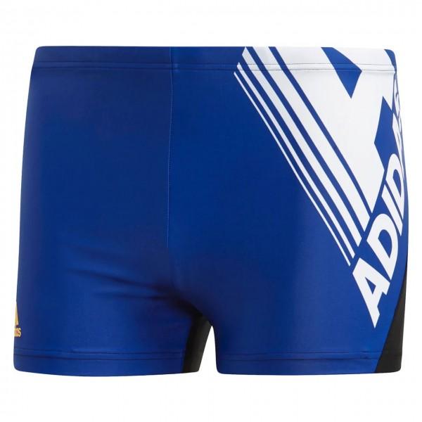 Herren Badehose Logo Fitness Boxer