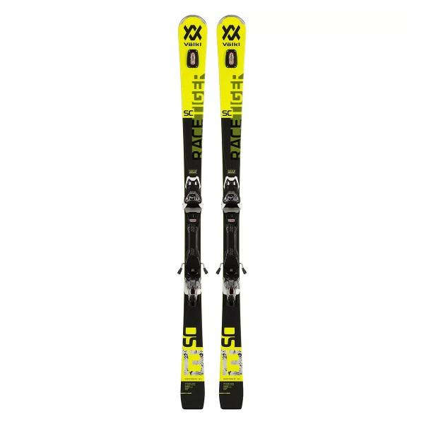 Slalomracer Racetiger Sc Yellow + Bindung Vmotion 11 GW