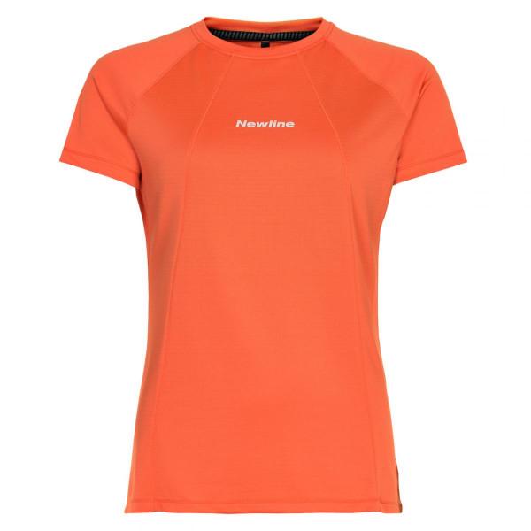 Damen Laufshirt Black Tech Tee