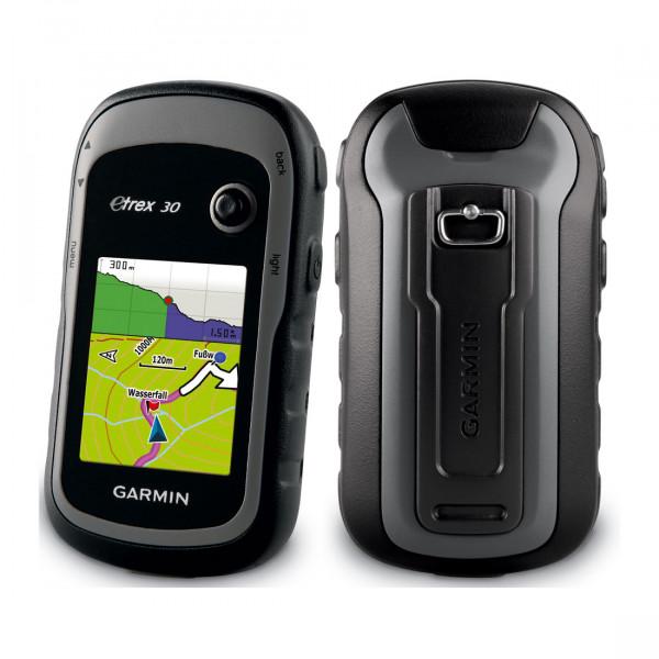 GPS-Handheld-Gerät eTrex 30 Topo Deutschland Light