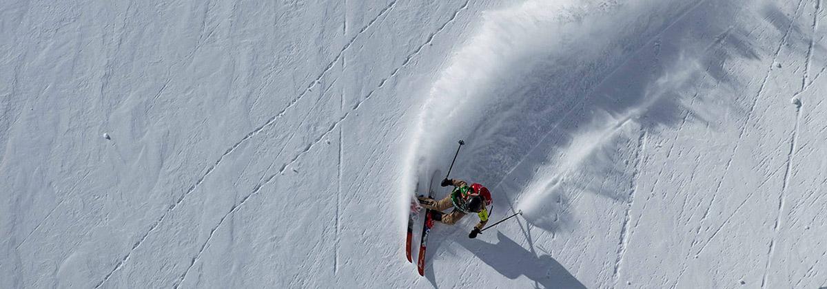 Peak Performance Skijacke für Damen & Herren