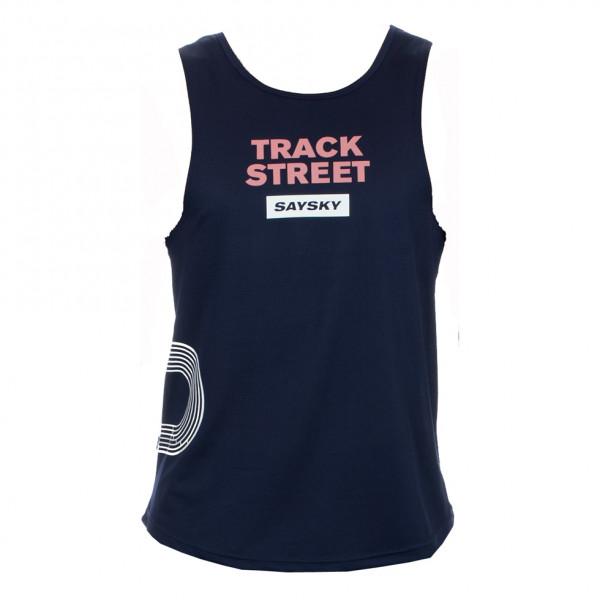 Laufshirt Track Street Singlet