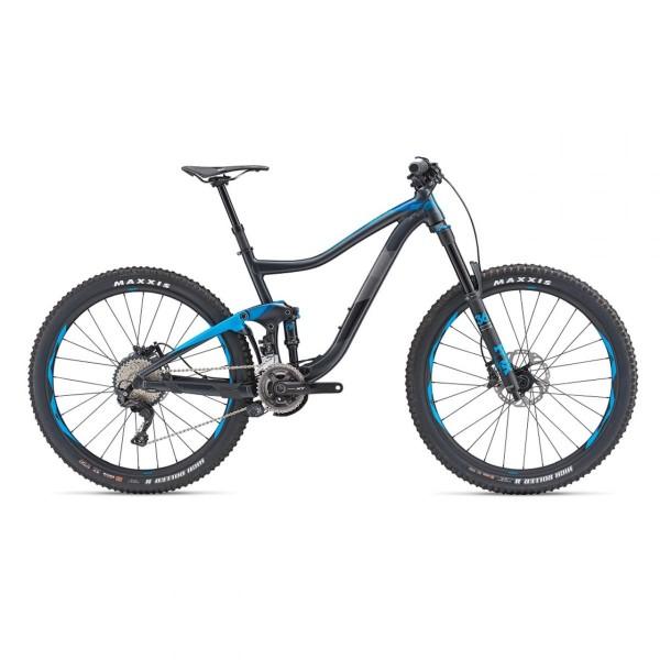 Herren Mountainbike Fully Trance 1.5 27,5 Zoll