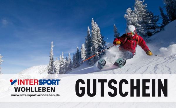 INTERSPORT Wohlleben Filialgutschein 25 Euro