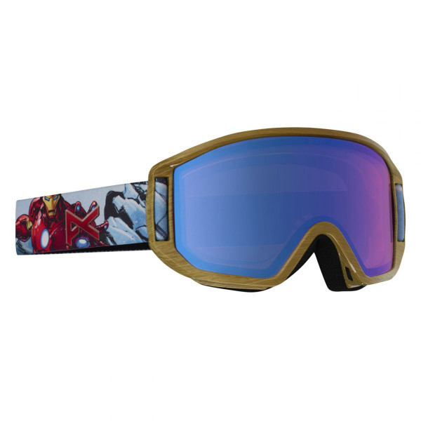 Snowboardbrille Anon Relapse Ironman