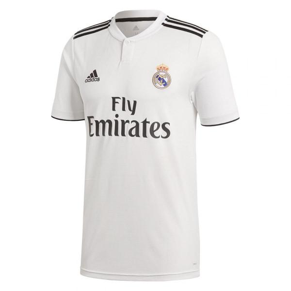 Herren Fußballtrikot Real Madrid CF Home