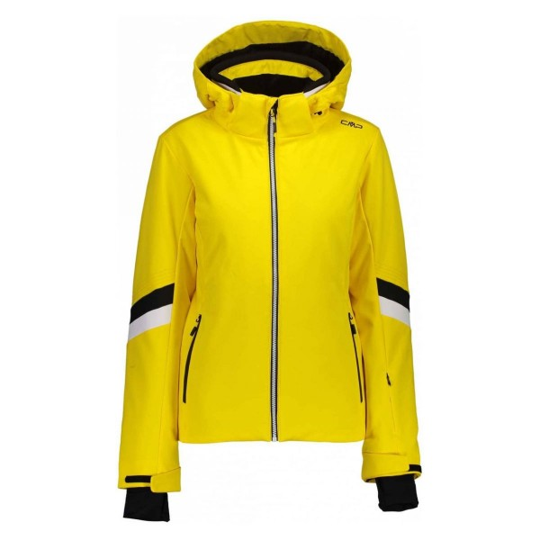 Damen Skijacke Zip Hood