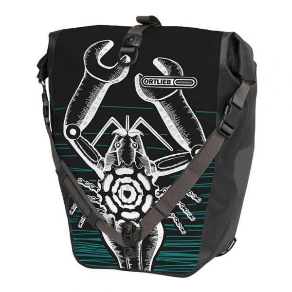 Fahrradtasche Back-Roller Design Gepäckträgertasche