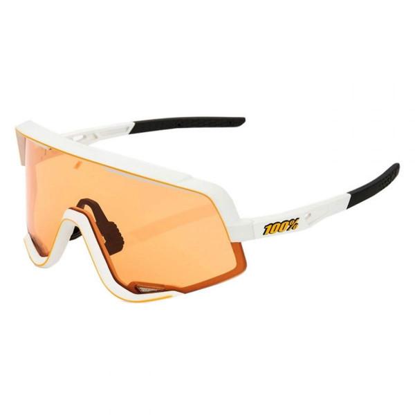 Sportbrille Glendale Colored Lens Matte White