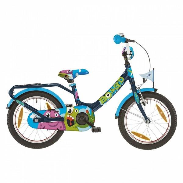 Kinder Fahrrad Bo & Ed 18 Zoll