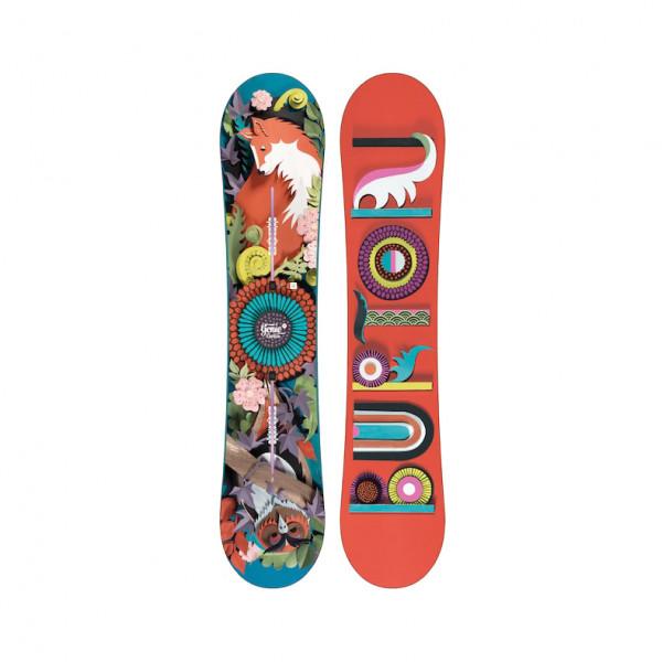 Damen Allmountain Snowboard Genie 2017/18