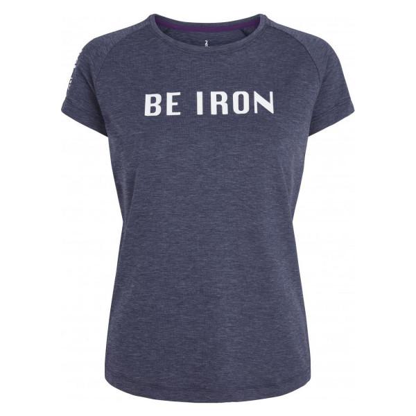 Damen Sport T-Shirt BE IRON DryRun Tee