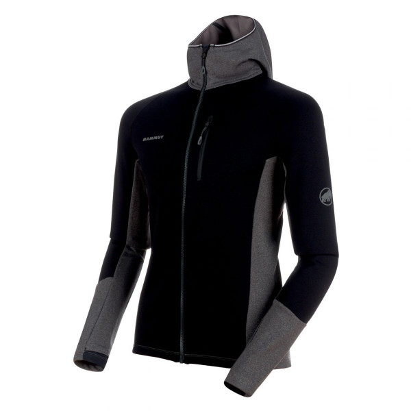 Herren Fleecejacke Aconcagua Pro Midlayer Hooded Jacket