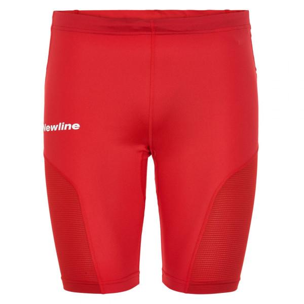 Herren Laufhose Black Tech Sprinters Shorts