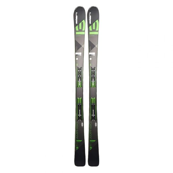 Allmountain Ski Amphibio 13 TI + Bindung 2018/19