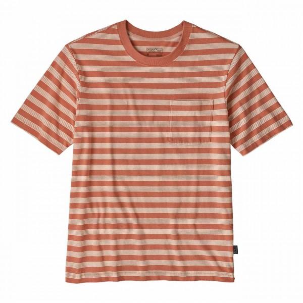 Herren T-Shirt Pocket Organic