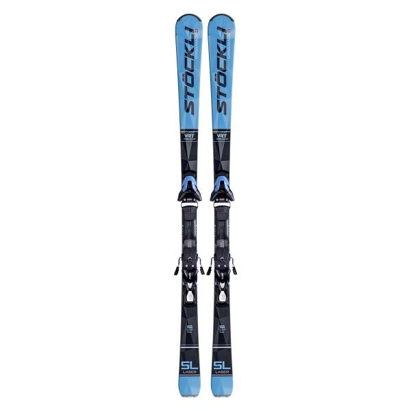 Slalom Ski Laser SL D 20 + Bindung SRT 12