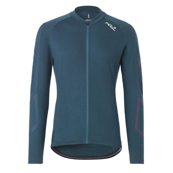 Herren Triathlon Radjacke DryRide Long Sleeves