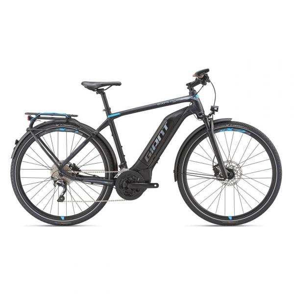 Herren E-Bike City Explore E+ 1 GTS R black