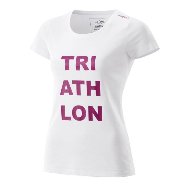 Damen Shirt Sailfish Womens T-Shirt Triathlon