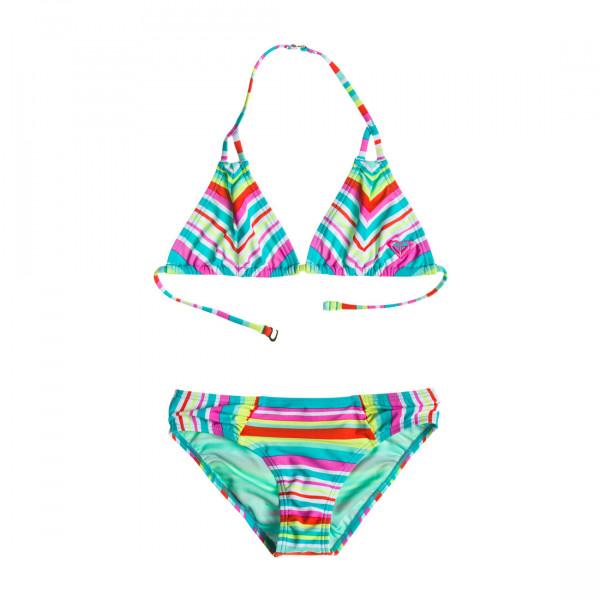 Kinder Bikini Tiki Tri Set