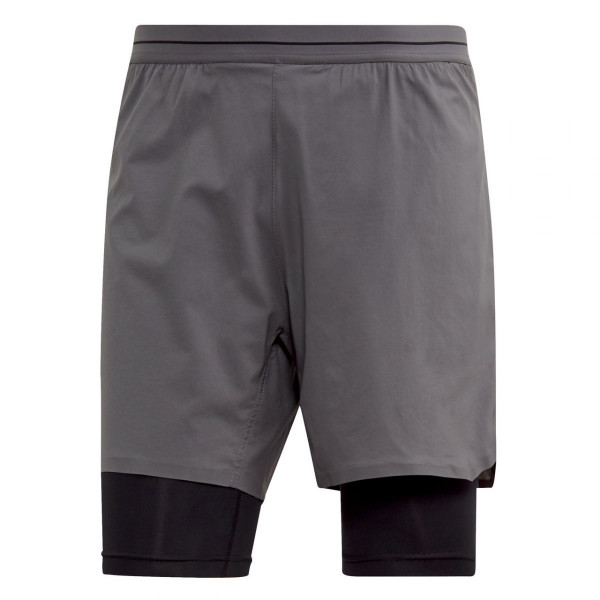 Herren Laufhose Agravic 2in1 Shorts