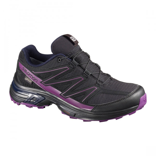 Damen Trail Laufschuhe Wings Access 2 GTX