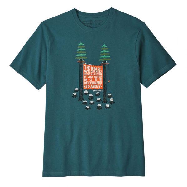 Herren T-Shirt Treesitters Responsabili-Tee