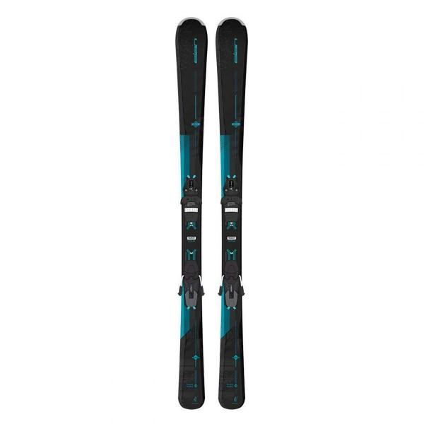 Damen Allmountain Ski Black Magic + Bindung 2018/19