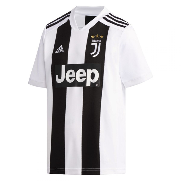 Kinder Fußballtrikot Juventus Home Jersey Youth