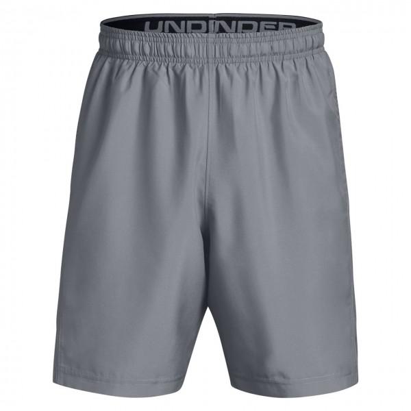 Herren Shorts Woven Graphic