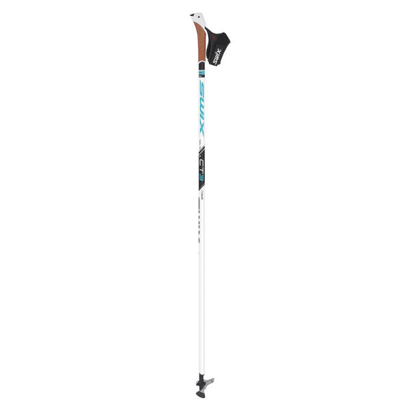 Nordic Walking Stöcke CT 3 White Carbon