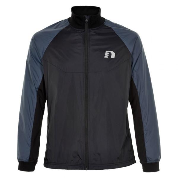 Herren Laufjacke Black Cross Jacket