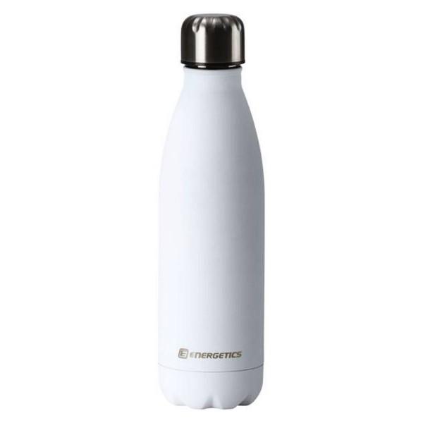 Metal Bottle 0.5L BLACK/WHITE