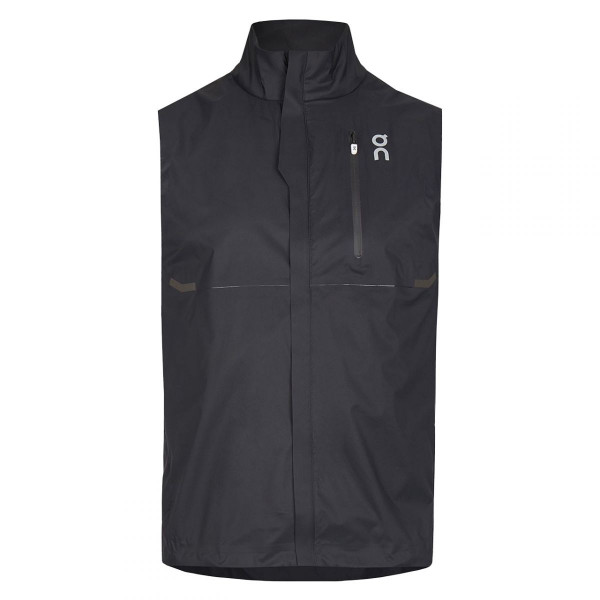 Herren Laufweste Weather Vest