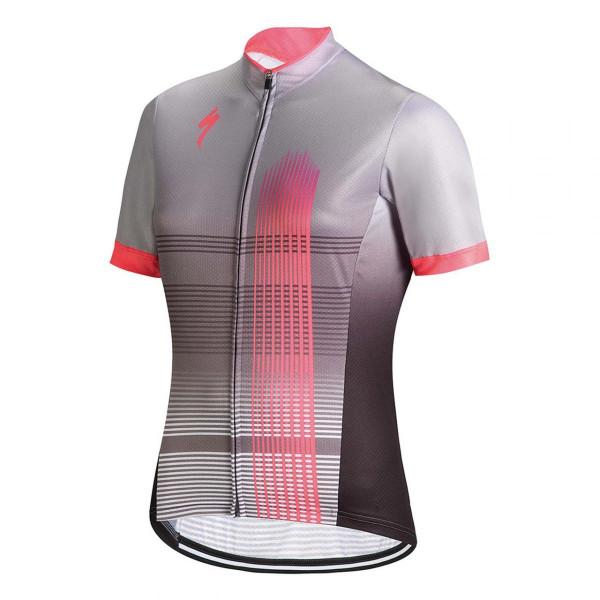 Damen Radtrikot RBX Comp Logo Team Jersey